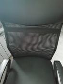 Офисное кресло Brabix Tender MG-330, Сетка, Ткань, черный #5, Сергей М.