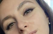 """Maybelline New York Карандаш для глаз """"Tatoo Liner"""", гелевый, интенсивный цвет, оттенок 910, Каштановый #11, ПД УДАЛЕНЫ"""