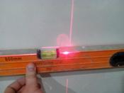 Уровень лазерный самовыравнивающийся DEKO LL57 SET 1 (5 линий, красный луч) #7, Николай В.