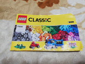 Конструктор LEGO Classic 10696 Набор для творчества среднего размера #195, Виктория Д.