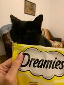 Лакомство Dreamies, для взрослых кошек, подушечки с сыром, 140 г #15, Ирина П.