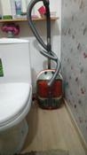Бытовой пылесос Thomas DryBox + AquaBox Cat & Dog, оранжевый, белый #1, Ольга И.