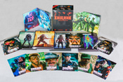 Хищник. Коллекционное издание 4 фильмов (Box) 5 Blu-ray + вложения #2, Павел Д.