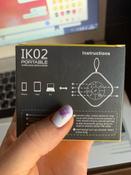 Портативная колонка iNeez IK-02 Wireless Enjoy series,912513,черный #9, Надежда Трондина