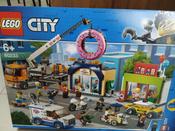 Конструктор LEGO City Town 60233 Открытие магазина по продаже пончиков #2,  Татьяна