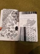 Уничтожь меня! Уникальный блокнот для творческих людей (темный) / Wreck This Journal | Смит Кери #10, каренгина е.