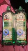 Средство для мытья посуды Frosch Зеленый лимон, 1 л х 2 шт #5, Ксения Ч.