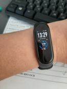 Фитнес-браслет Xiaomi Mi Band 4, черный #13, Татьяна П.