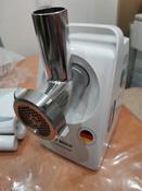 Мясорубка электрическая Bosch MFW3X10W белый #5, Кристине