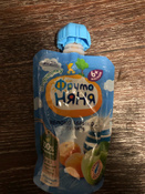 Фрутоняня пюре яблоко, черника печенье с 6 месяцев, 90 г #115, Юлия Г.