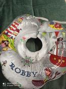Круг надувной на шею для купания новорожденных и малышей Robby от ROXY-KIDS #10, Мария И.