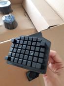 Погружной блендер Polaris PHB 1589AL Cube, черный #15, Заминка