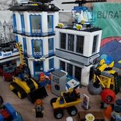 Конструктор LEGO City Great Vehicles 60252 Строительный бульдозер #11, Асель З.