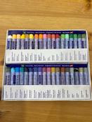 """Пастель масляная художественная для рисования Brauberg Art """"Classic"""", набор 36 цветов, круглое сечение #6, Дмитрий З."""