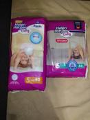 Подгузники-трусики Helen Harper Baby 12-18 кг (размер 5) 44 шт #1, Екатерина К.