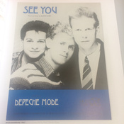 Depeche Mode. Монумент   Бурмейстер Деннис, Ланге Саша #6, Олег