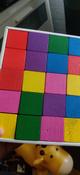 Кубики цветные Томик 20 шт. #5, Мария Н.