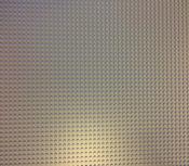 Конструктор LEGO Classic 10701 Строительная пластина серого цвета #7, Ульяна