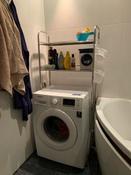 Полка для стиральной машины Gromell DENNA #12, Ангелина Г.