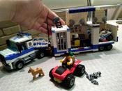 Конструктор LEGO City Police 60139 Мобильный командный центр #15, Александра М.