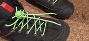 Шнурки Lumo LM-LL-02, зеленый #2, Анна