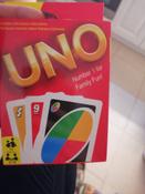 UNO Карточная игра Уно #14, Владислава С.