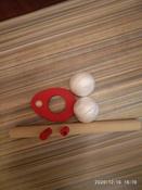 """Логопедическая игра-тренажер для развития речевого дыхания у детей """"Классика"""", аэробол с парящим шариком   #10, Николай Б."""