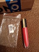 Губная помада-тинт для губ L`Oreal Paris Rouge Signature Parisian Sunset, матовый, №128 #5, Елена М.
