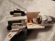 Конструктор LEGO City Space Port 60226 Шаттл для исследований Марса #10, Дмитрий М.