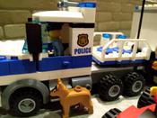 Конструктор LEGO City Police 60139 Мобильный командный центр #12, Александра М.
