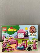 Конструктор LEGO DUPLO Disney 10873 День рождения Минни #10, Ольга К.