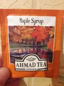 Ahmad Tea Maple Syrup зеленый чай в пакетиках, 25 шт #3, ОКСАНА