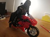 Конструктор LEGO Technic 42107 Ducati Panigale V4 R #11, максим д.