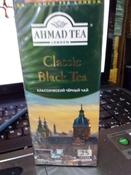 Ahmad Tea Classic черный чай в пакетиках, 25 шт #1, Ирина К.