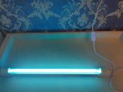 Кварцевая лампа открытого типа для дезинфекции: мощность 20W, цоколь G13, длина 589мм #8, александр п.
