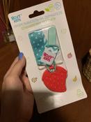 Прорезыватель/грызунок/игрушка для детей на держателе ROXY-KIDS, цвет мятный #1, Джелалэт К.