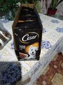 Корм консервированный Cesar, для взрослых собак, жаркое с уткой в желе, 28 шт. х 85 г. #3, Натали П.