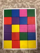 Кубики цветные Томик 20 шт. #2, Ксения Г.