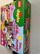 Конструктор LEGO DUPLO Disney 10873 День рождения Минни #11, Ольга К.