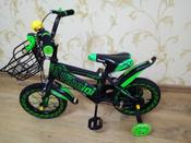 Детский велосипед Yibeigi V-12 зеленый #12, Олег П.