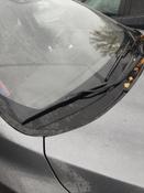 """Щетка стеклоочистителя """"Denso"""", гибридная, 60 см, 1 шт #13, Ольга К."""