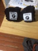 Бинт боксерский, Rusco 4,5 м, хлопок, черный #3, Ору-Габе А.