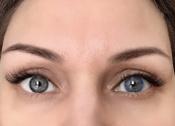 Цветные контактные линзы Alcon FreshLook Ежемесячные, -2.50 / 14,5, Аlcon FreshLook Colors Blue, 2 шт. #8, Оксана Щ.