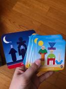 Настольная развивающая игра Bondibon «День и ночь», для детей #7, Роман П.