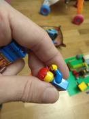 Конструктор LEGO City Great Vehicles 60252 Строительный бульдозер #1, Вакульченко Василий