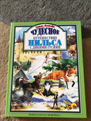 Чудесное путешествие Нильса с дикими гусями #161, Людмила Д.