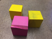 Кубики цветные Томик 20 шт. #3, Александр М.