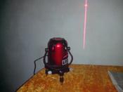 Уровень лазерный самовыравнивающийся DEKO LL57 SET 1 (5 линий, красный луч) #11, Николай В.