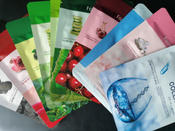 FARMSTAY Маска тканевая для лица Visible Difference Mask Sheet Set 23 мл - 10 шт #12, Елена О.