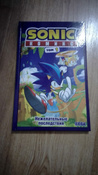 Sonic. Нежелательные последствия. Комикс. Том 1 (перевод от Diamond Dust и Сыендука) | Флинн Йэн #9, Вероника Л.